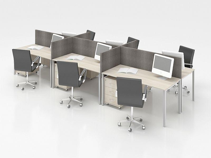 biuro baldų nuoma