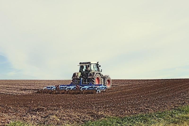 paskola ūkininkui